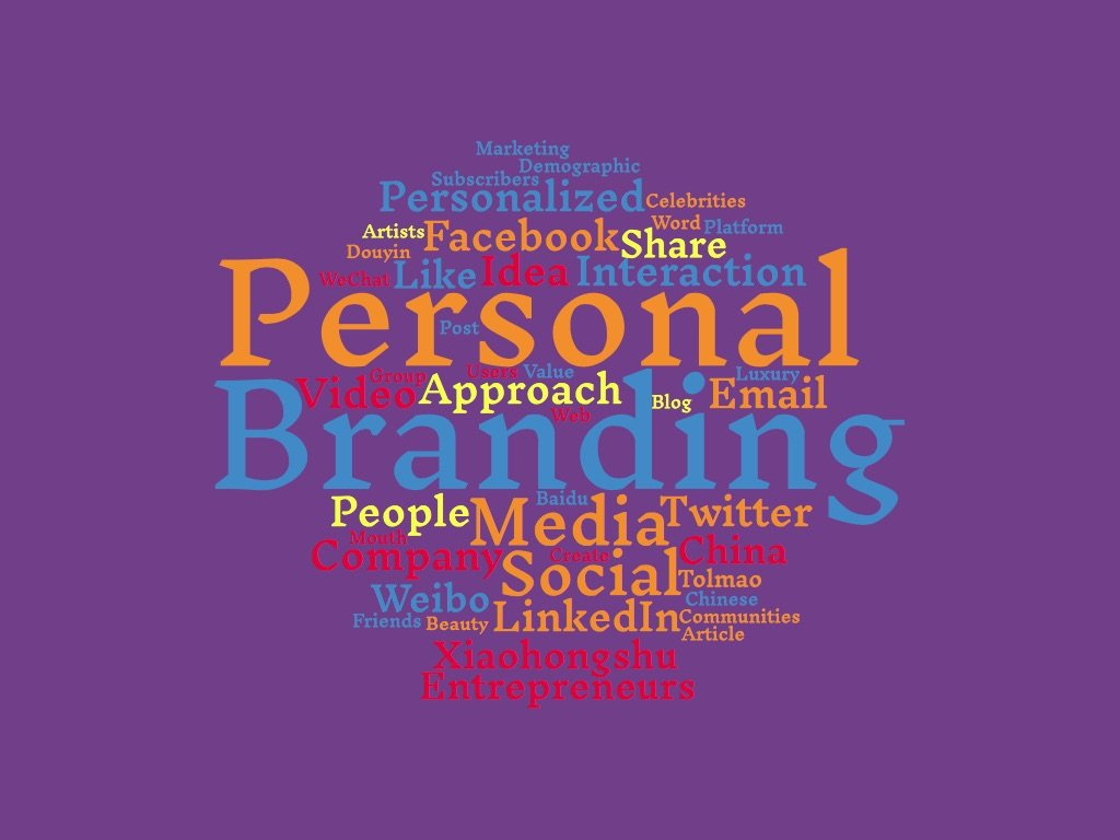 The Importance of Personal Branding in China