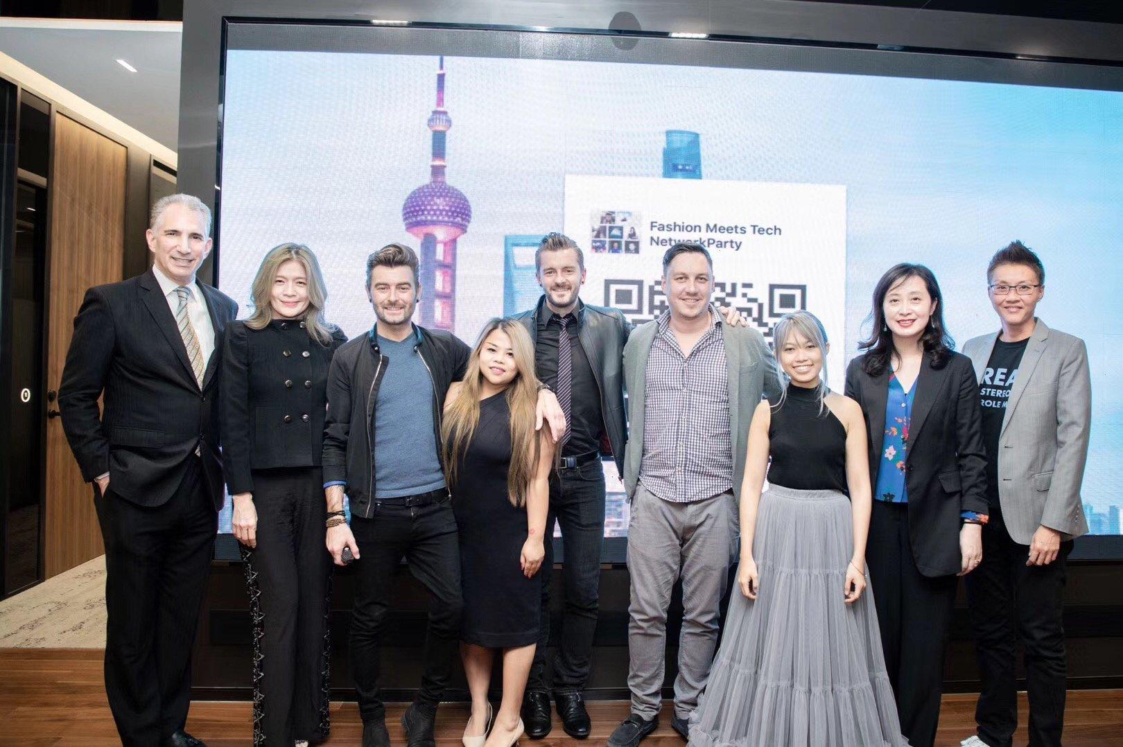 Fashion Meets Tech Networking Party: A Recap