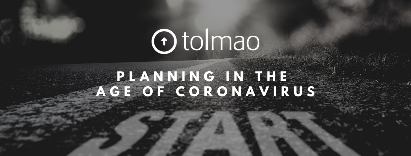 The future is unknown: planning in the age of coronavirus