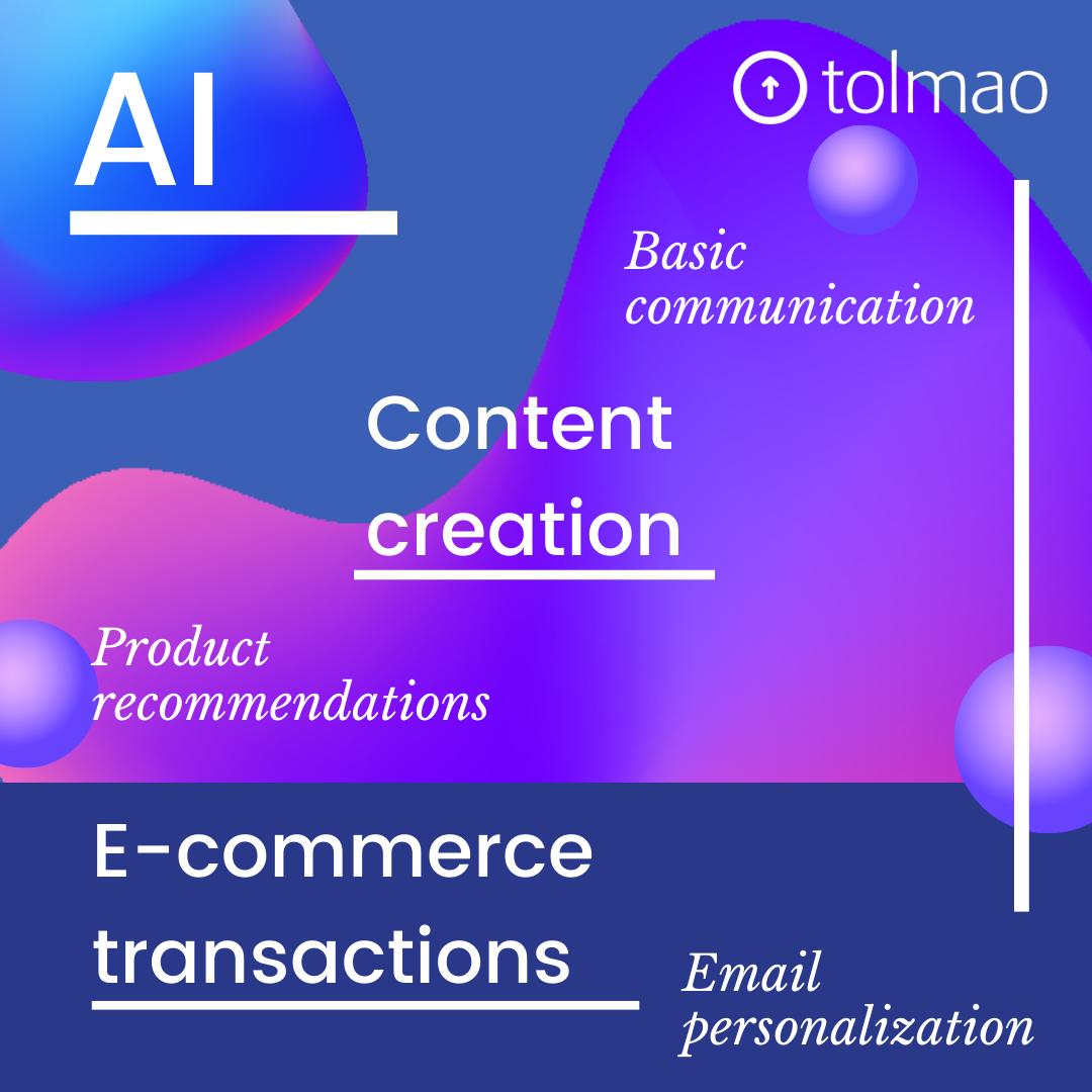 Digital marketing trend: AI