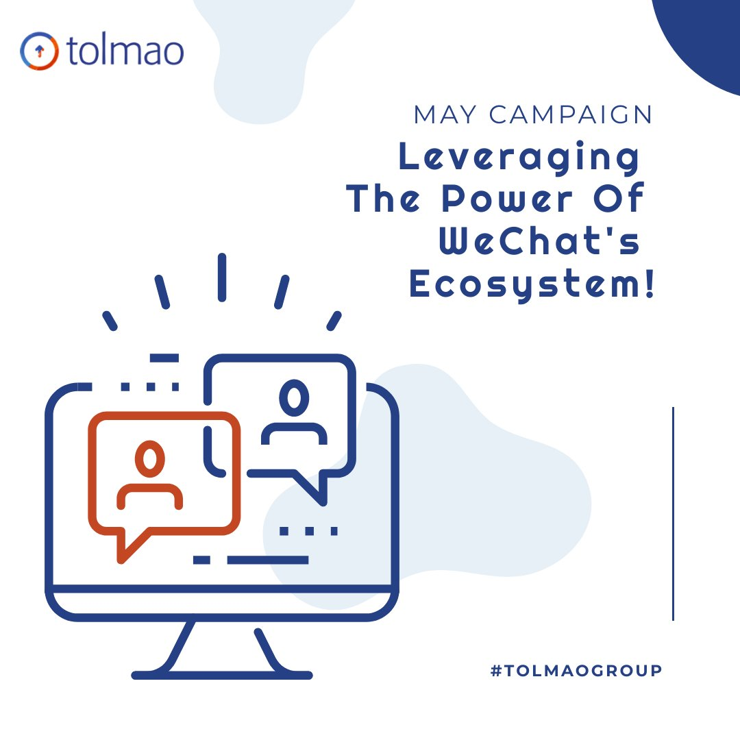 Leverage The Power of WeChat's Ecosystem!
